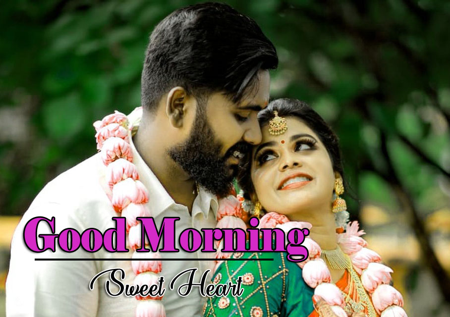 Romantic Good Morning Images Wallpaper