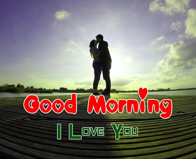 Romantic Good Morning Photo For Whatsapp