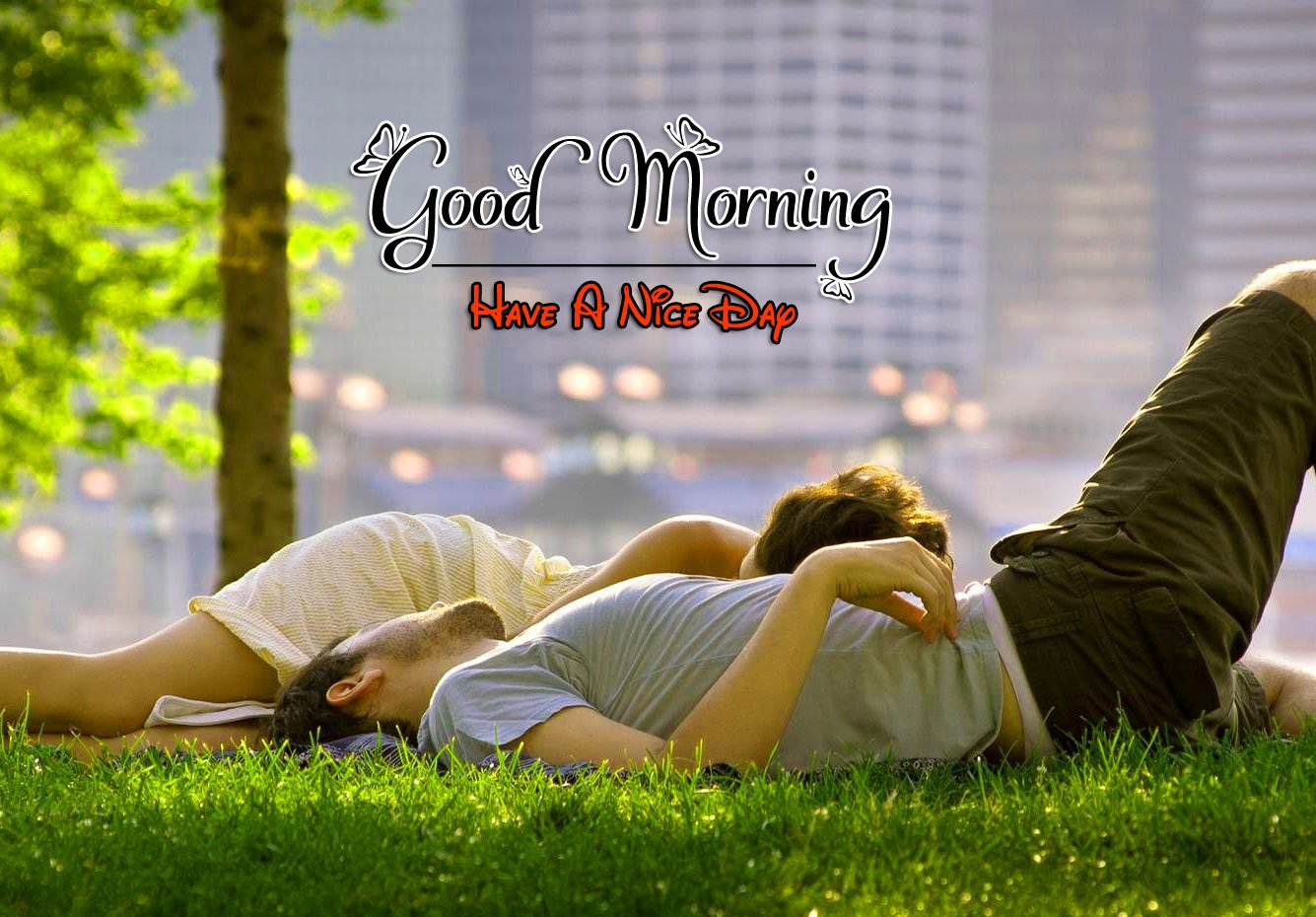 Romantic Good Morning Photo Images