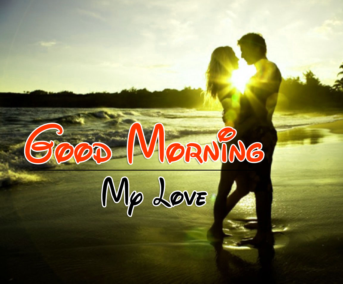 Romantic Good Morning Pics Photo