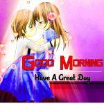 Romantic Good Morning Wallapper For Whatsapp