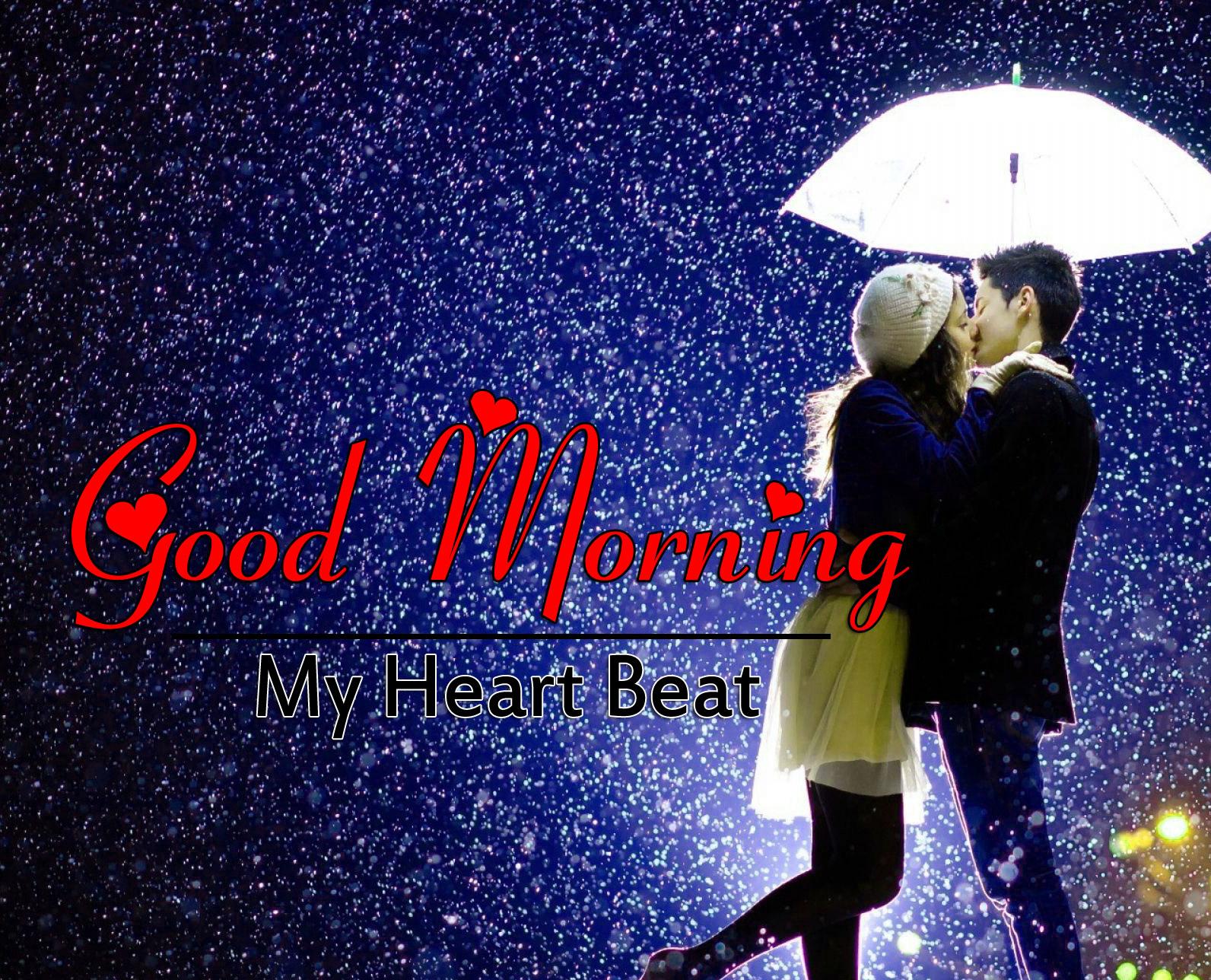 Romantic Good Morning Wallapper Images