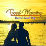 Romantic Good Morning Wallapper Photo