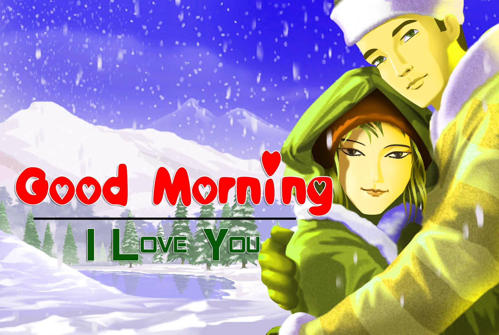 Romantic Good Morning Wallpaper Pics