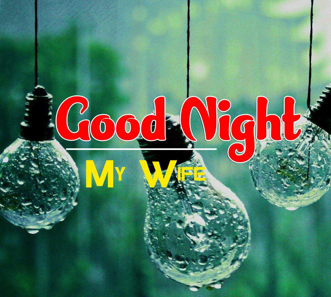 P Good Night Images Photo for Facebook
