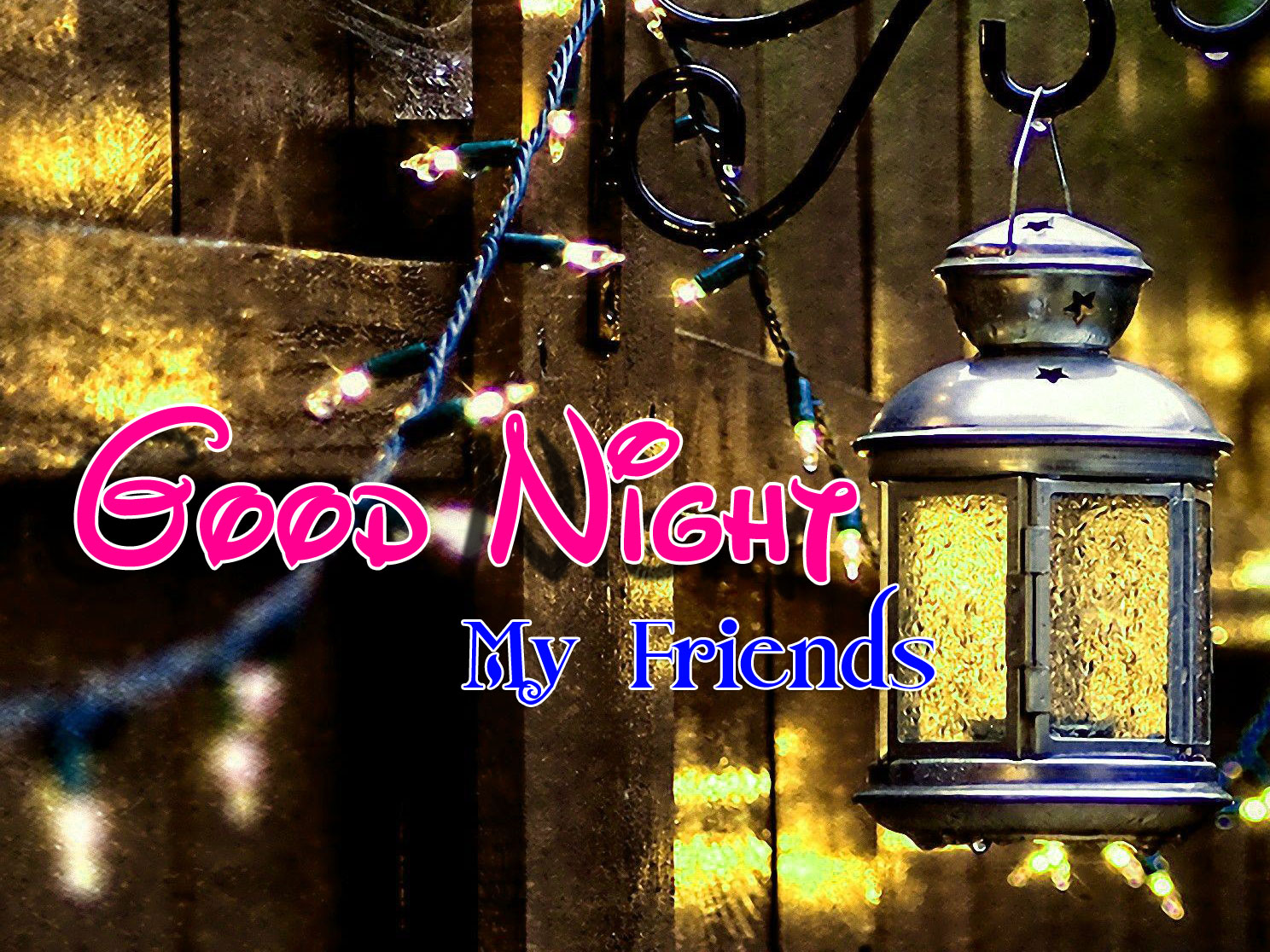 P Good Night Images Pics Free