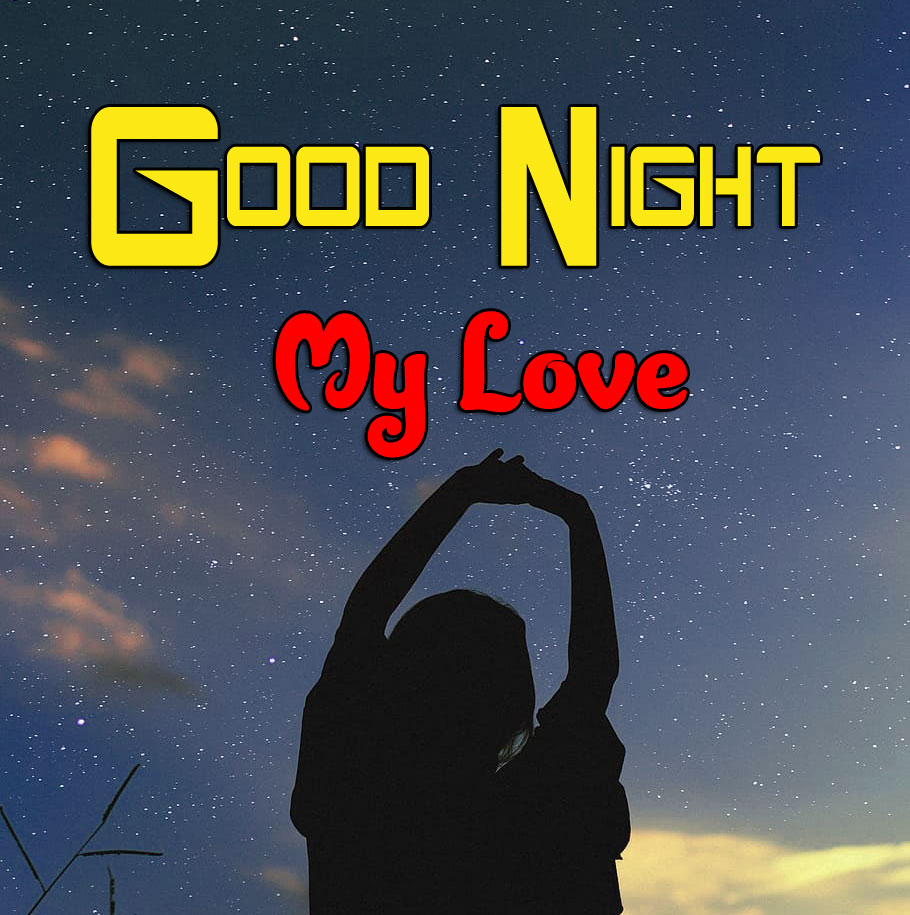 P Good Night Images Pics for Whatsapp
