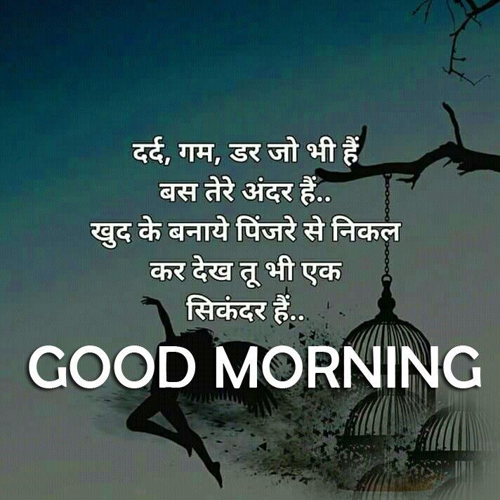 Best HD Hindi Quotes Good Morning Images Download