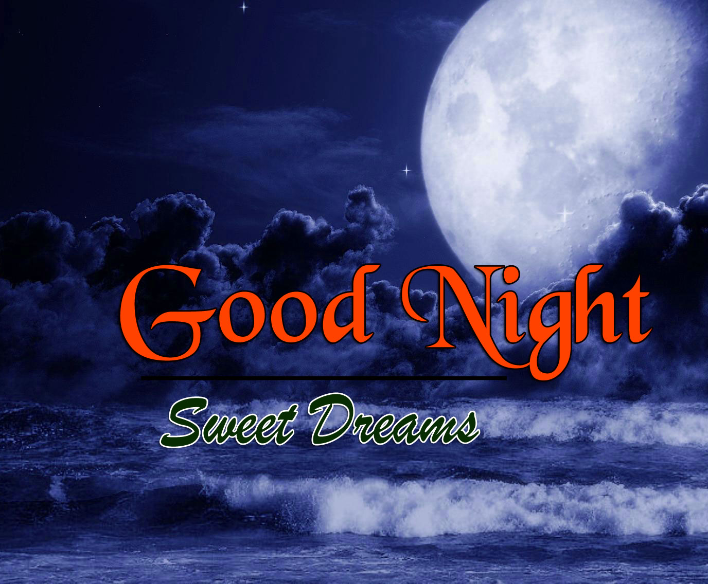 Best Qualiity Good Night Wishes Wallpaper