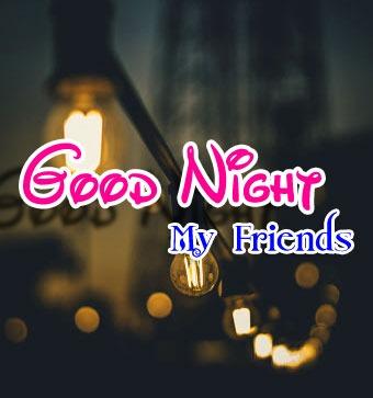 Best Quality Friend Good Night Wishes Wallpaper HD
