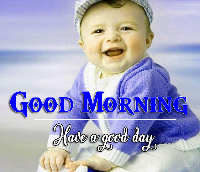 Cute Baby Good Morning Wishes Images Download