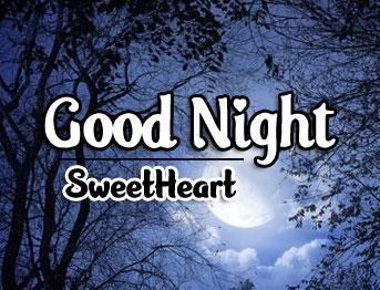 Free Friend Good Night Wishes Wallpaper Download