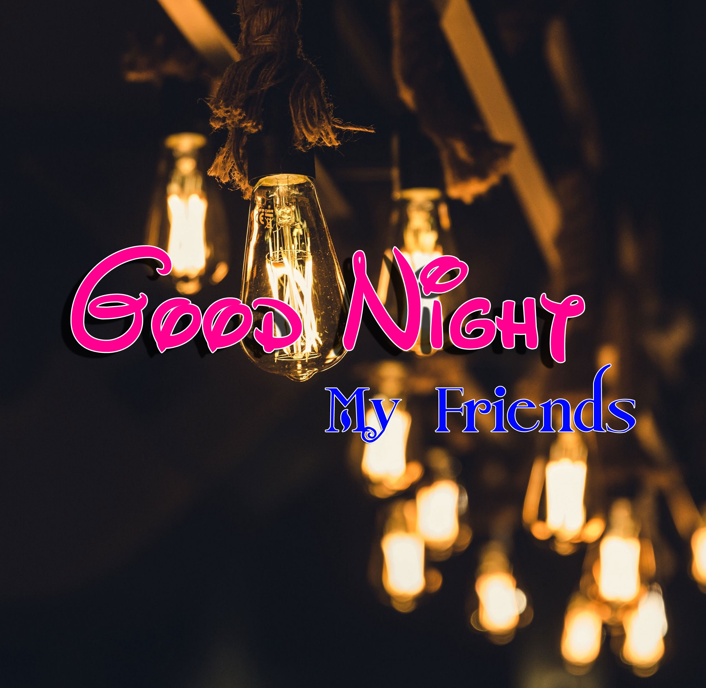 Free Good Night Wishes Images Pics Download