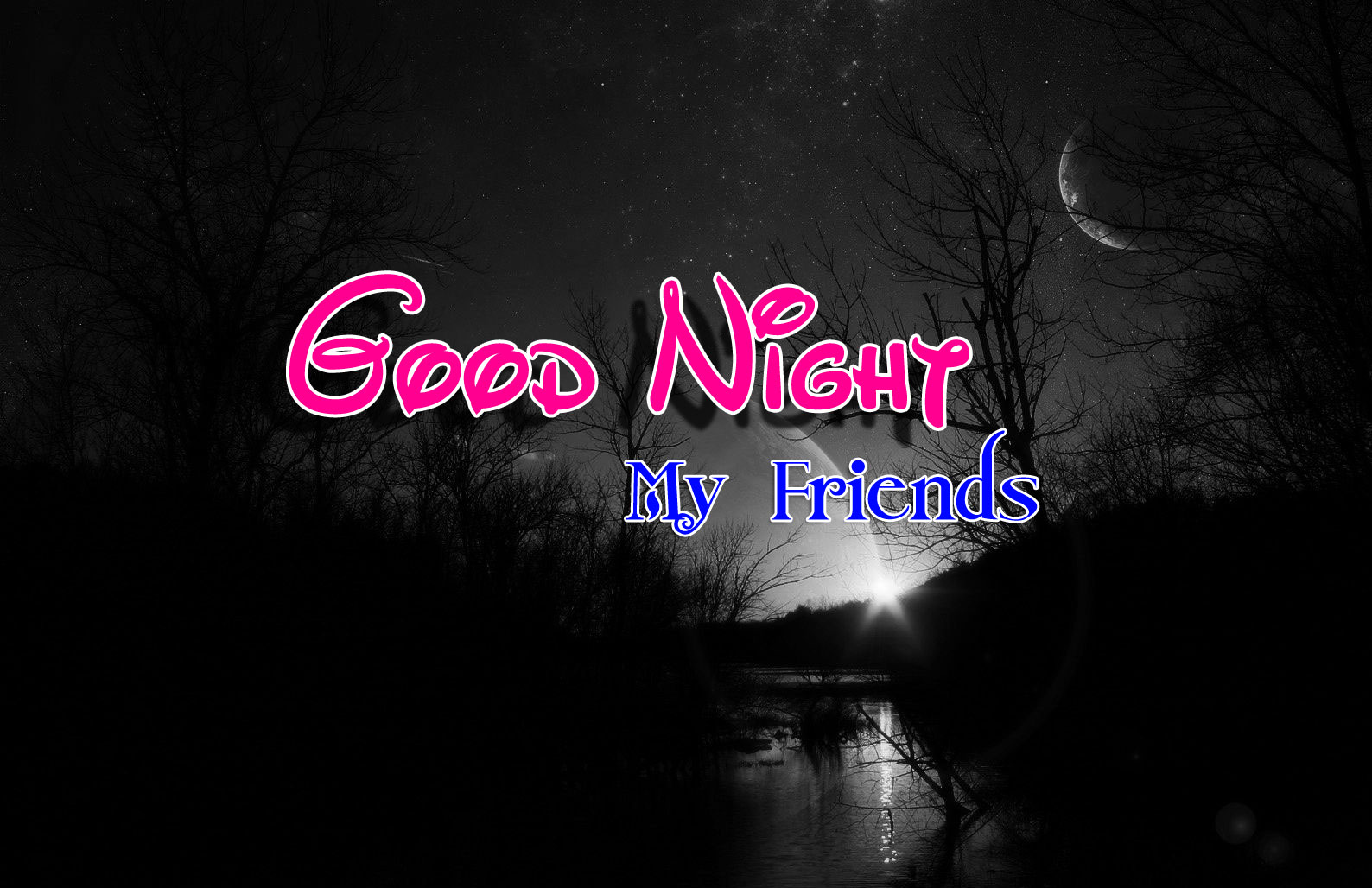 Free HD Good Night Wishes Images