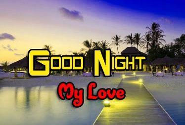 Friend Good Night Wishes photo Download