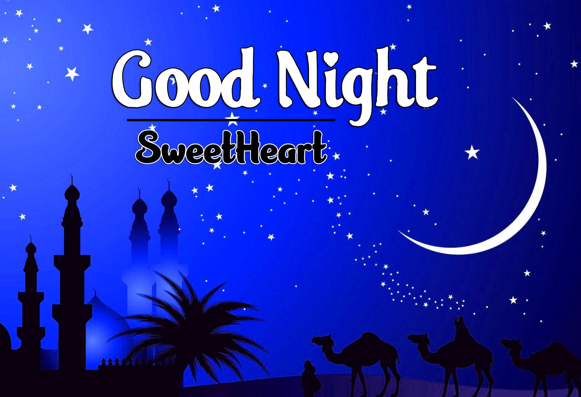 Good Night Wishes Pics Wallpaper HD Download
