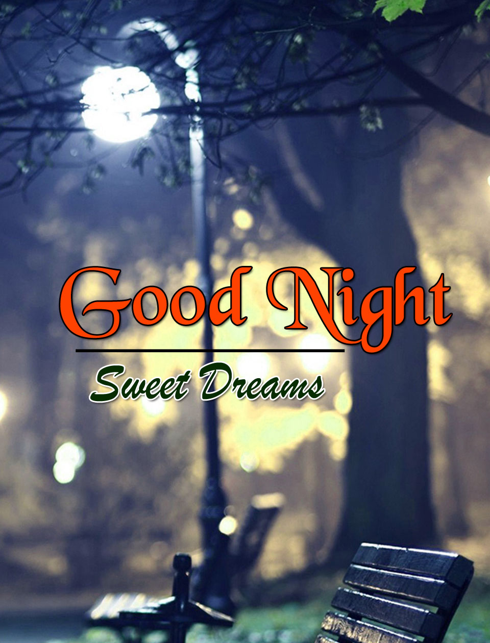 Good Night Wishes Wallpaper for Whatsapp