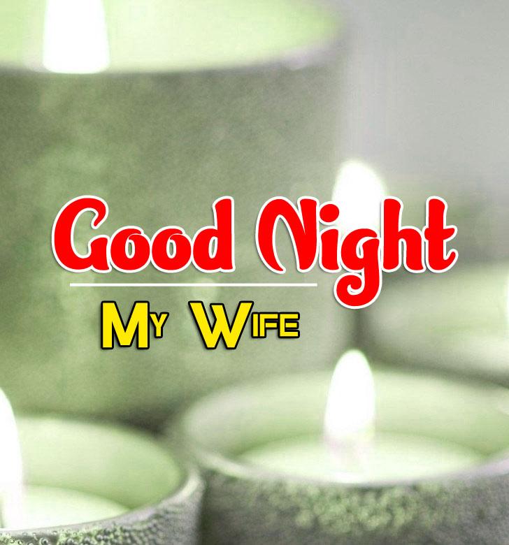 Good Night Wishes Wallpaper