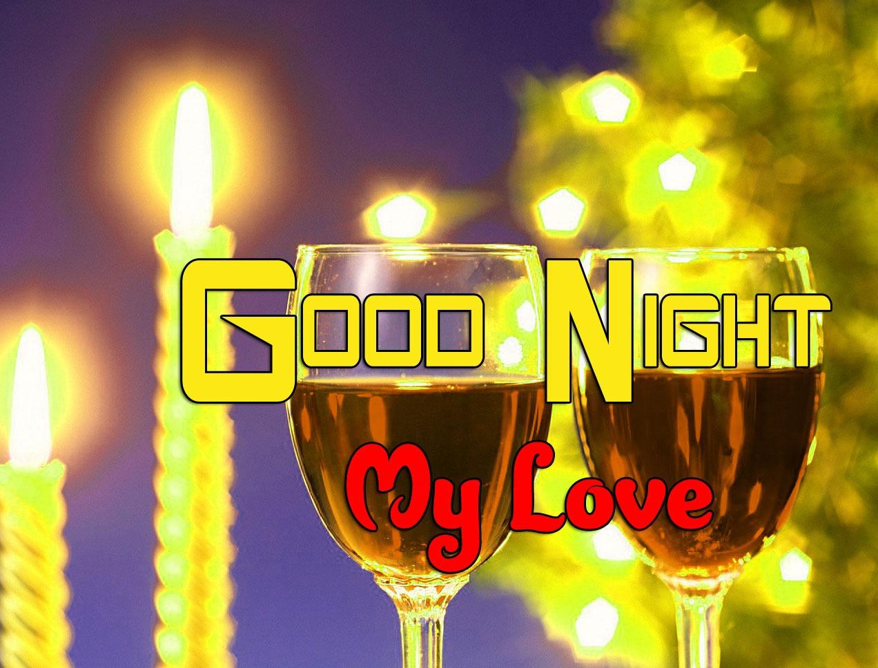 Latest P Good Night Images Wallpaper