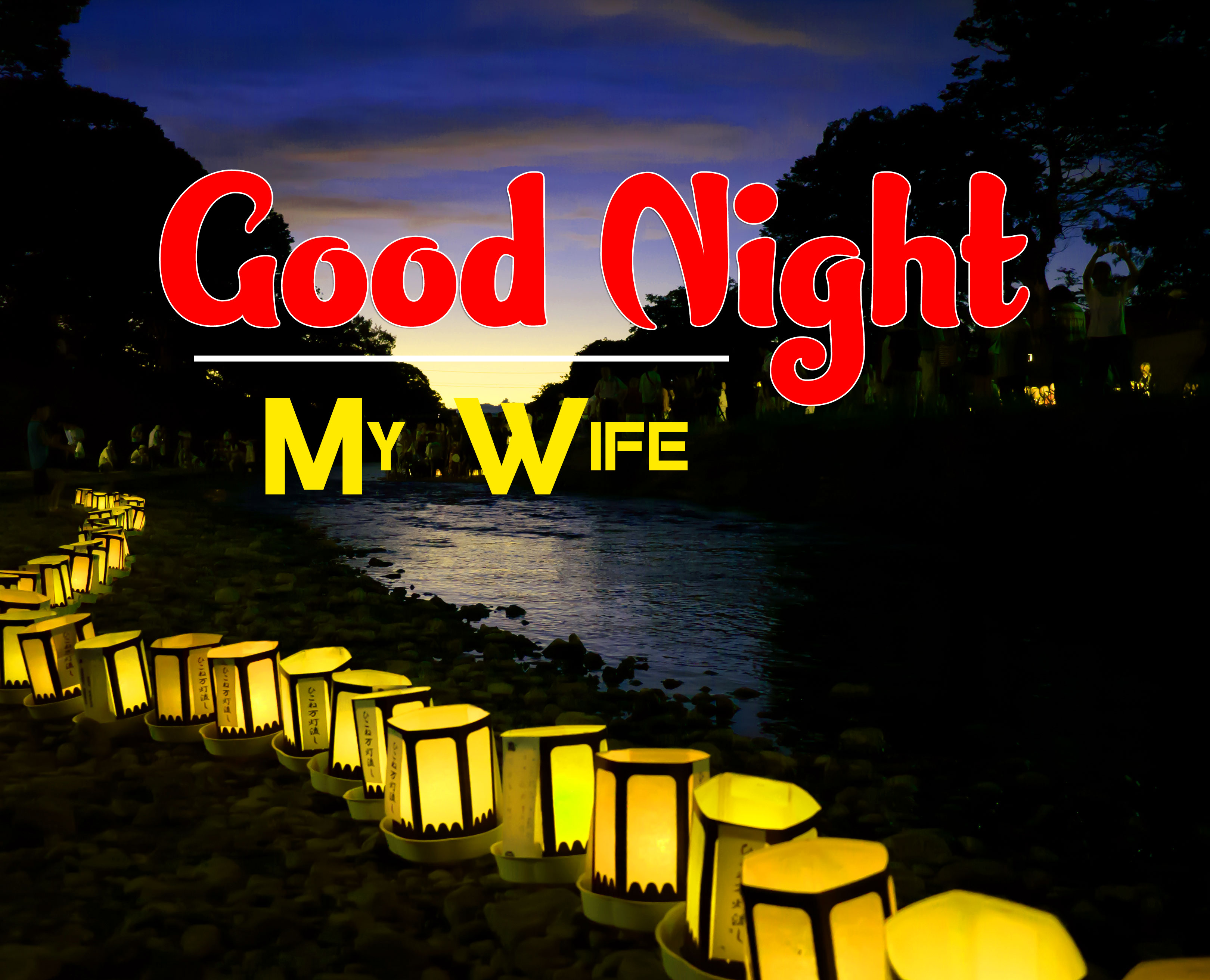 Latest Free Beautiful Good Night Images Download