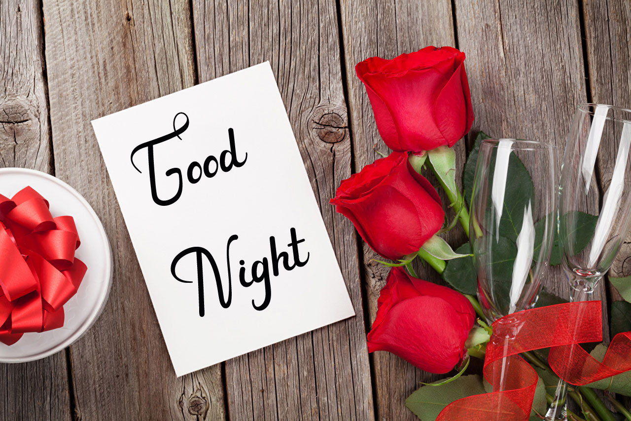 Beautiful Good Night Images photo for free download