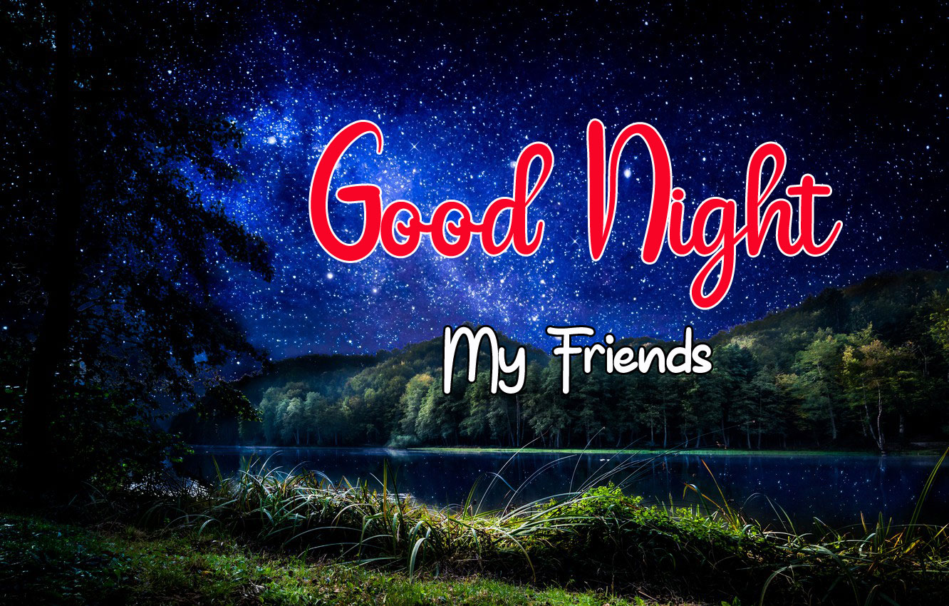 Beautiful Good Night Images wallpaper for free download