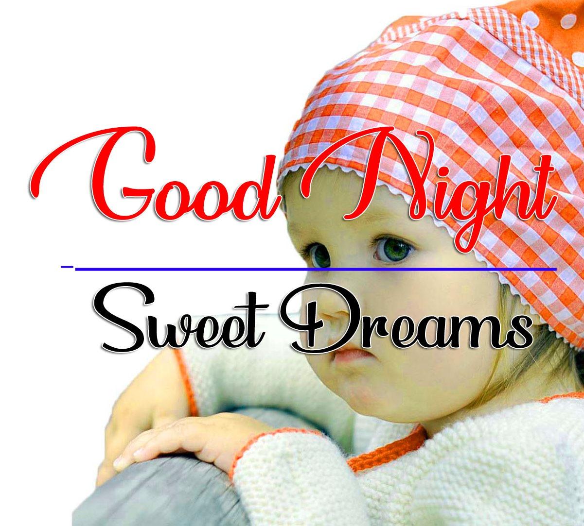 Cute Baby HD Good Night Wallpaper