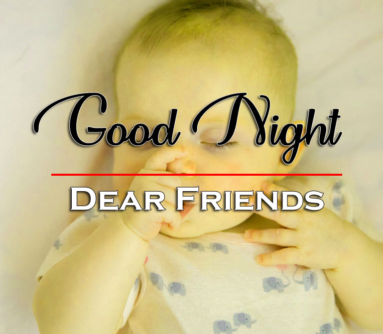 Cute Baby boys HD Good Night Images