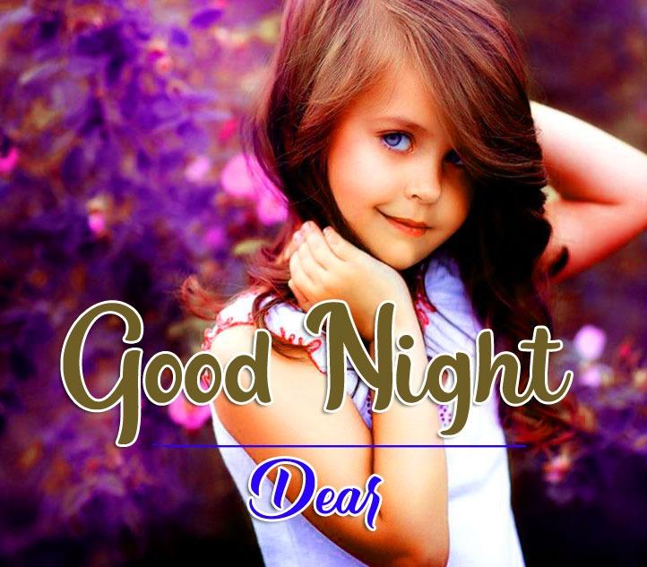 Cute Girls Free HD Good Night Images