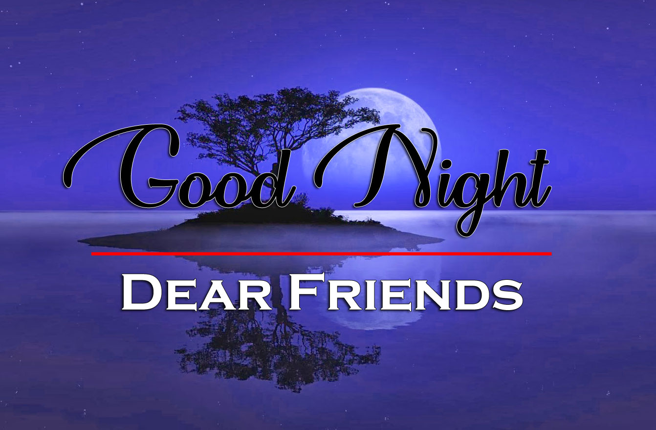 For Friend HD Good Night Images