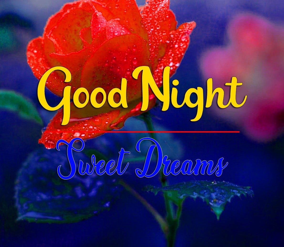HD Good Night Photo for Facebook