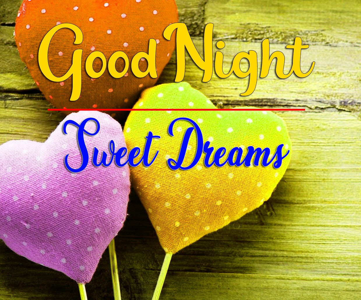 HD Good Night Pictures With Sweet Dream