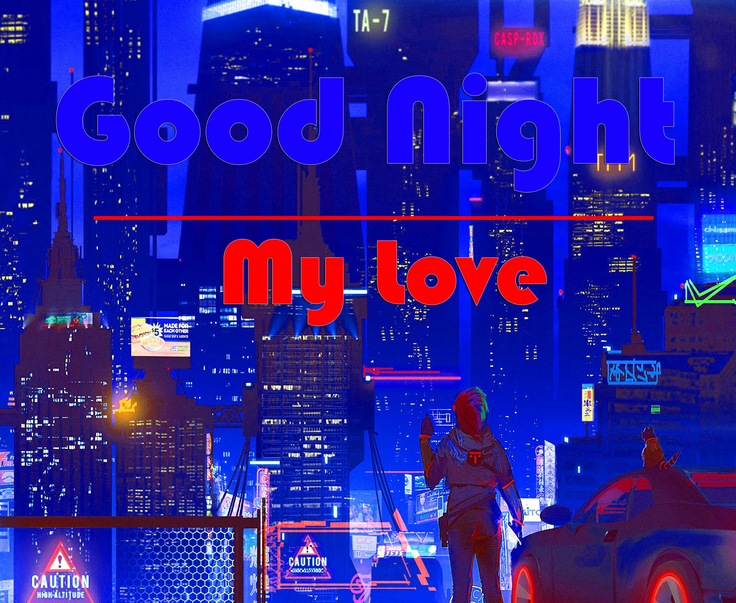 HD Good Night Wallpaper Free