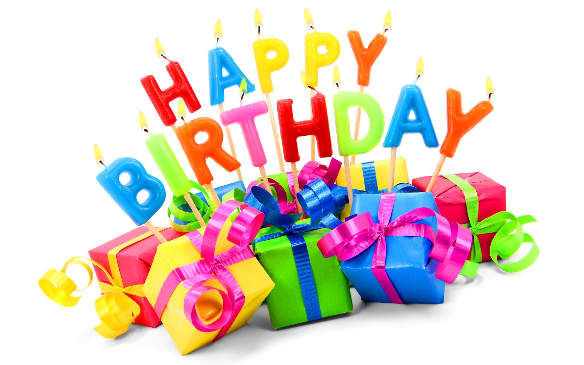 Happy Birthday Images Wallpaper Download