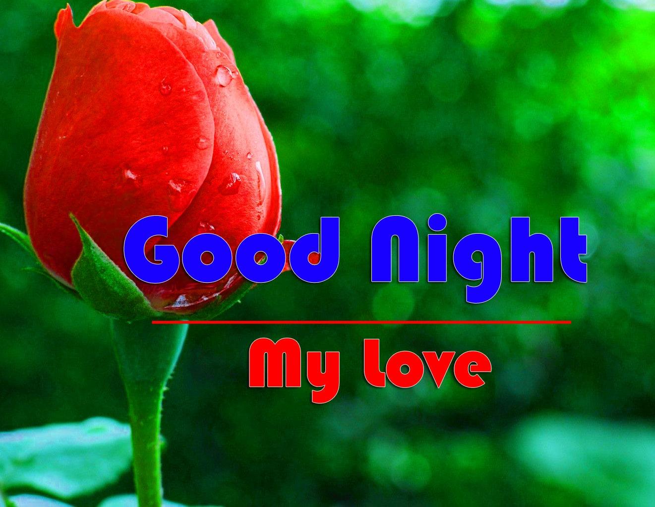 Rose HD Good Night Images