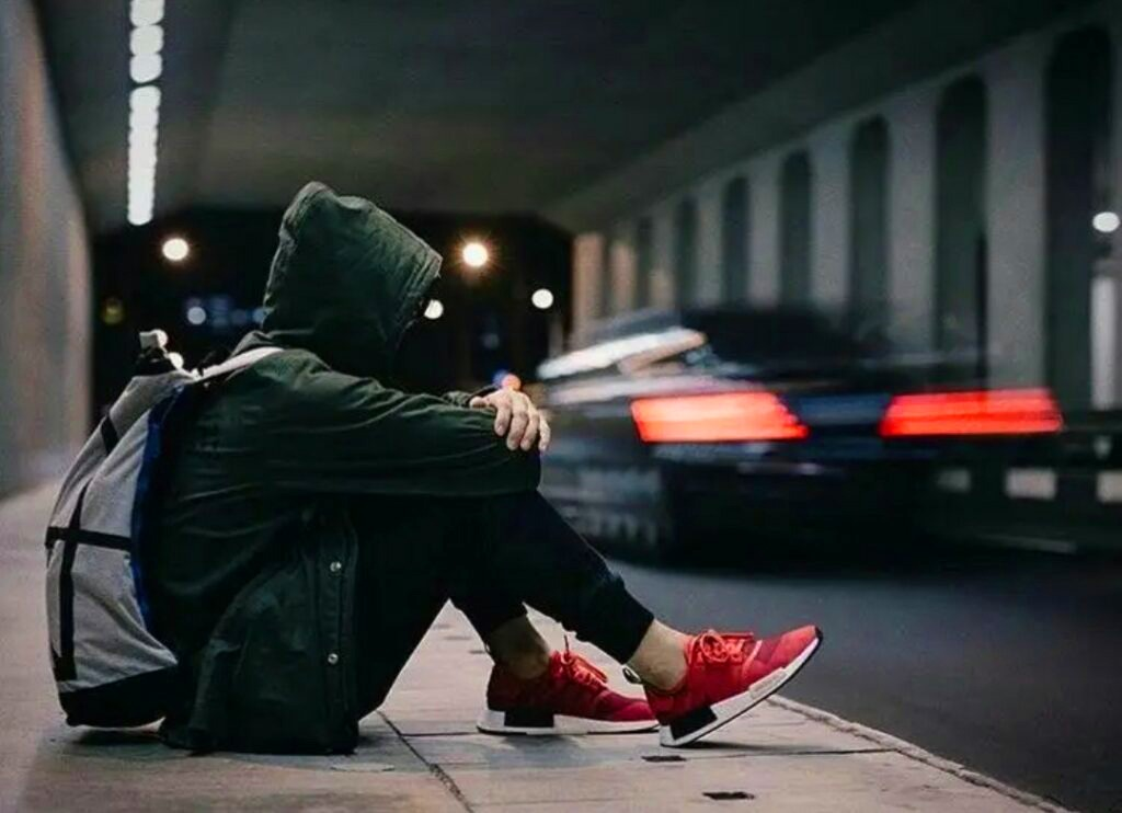 Sad Alone Images
