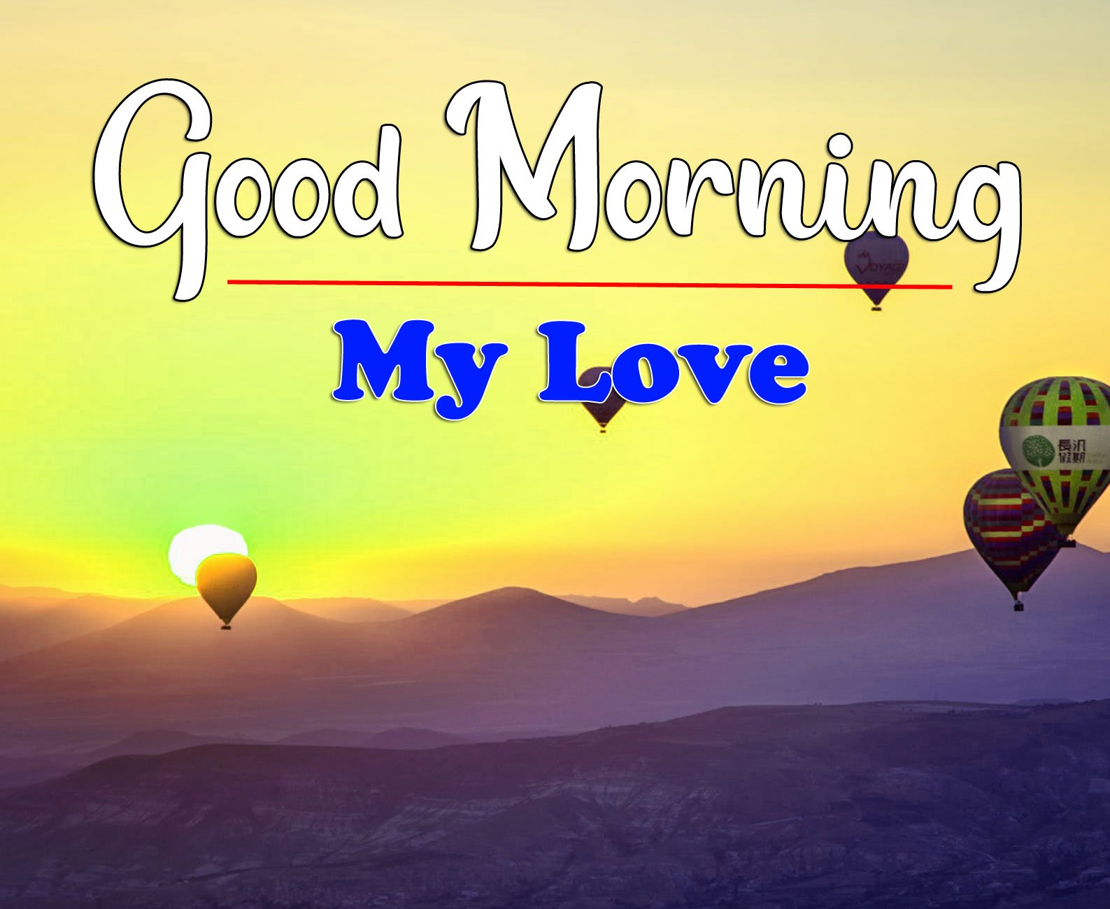 89+ Sunrise Good Morning Images With Nature HD Download