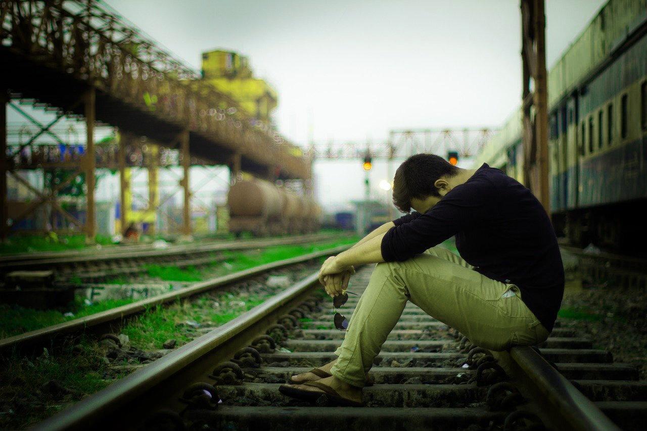 Alone sad boy For Whatsapp DP