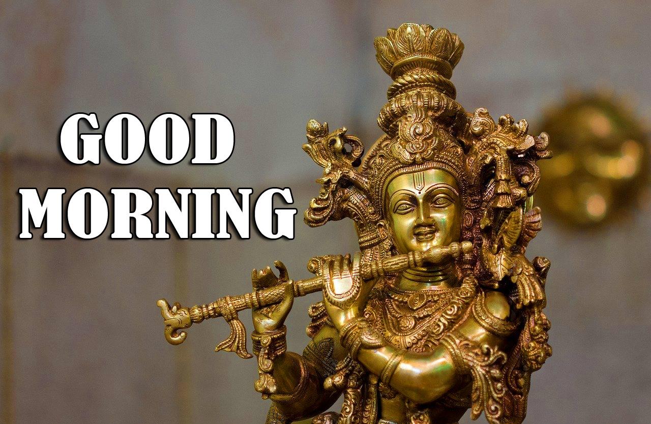 Krishna Good Morning Images