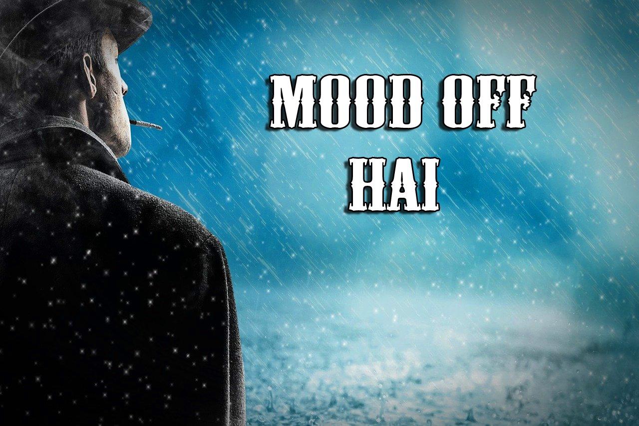 Mood Off Whatsapp DP