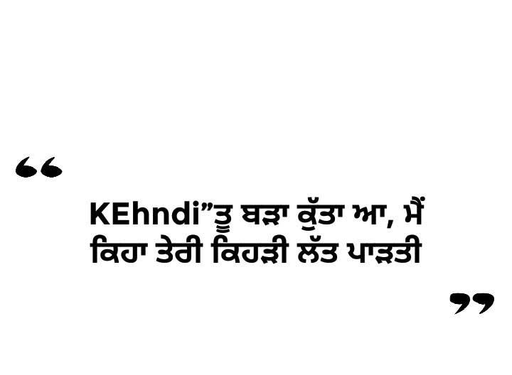 Best Punjabi Whatsapp DP Pics