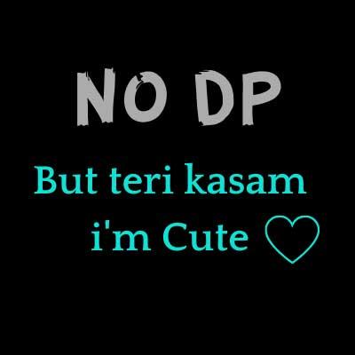 New No Dp Download