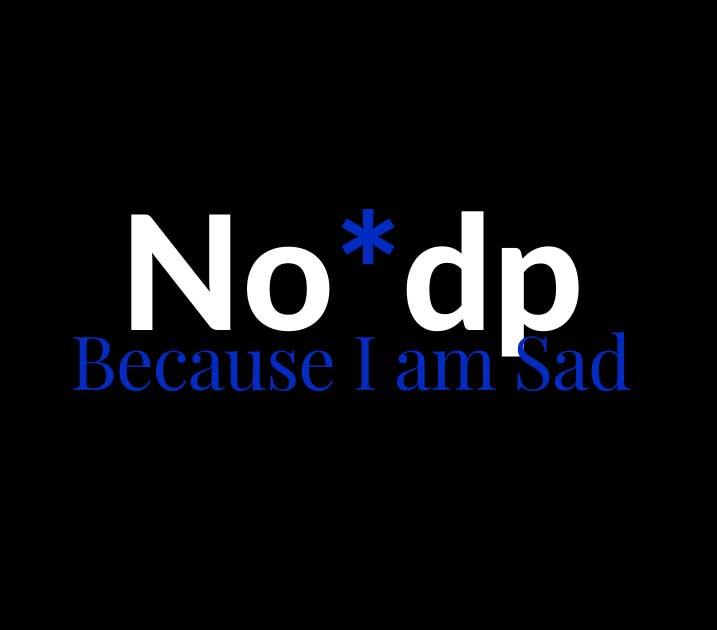 New No Dp Wallapper