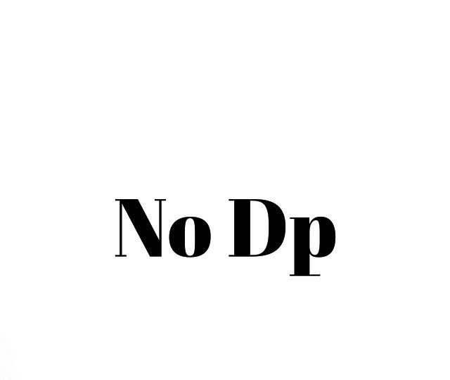 No Dp Wallpaper HD