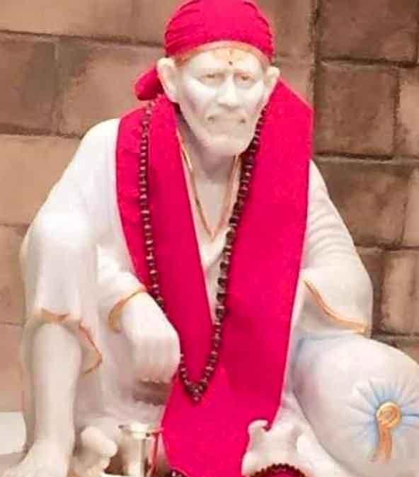 Sai Baba status wallpaper