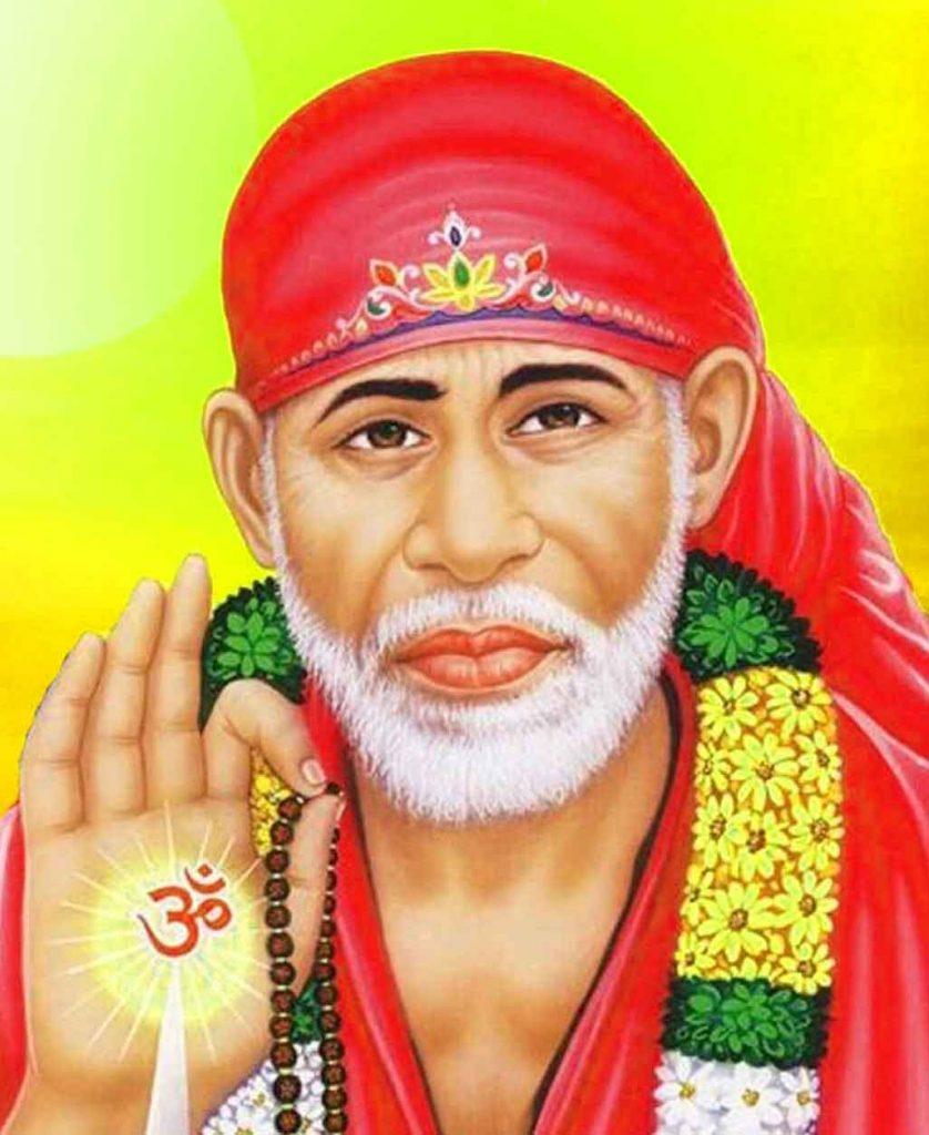 Sai Baba whatsapp profile free download