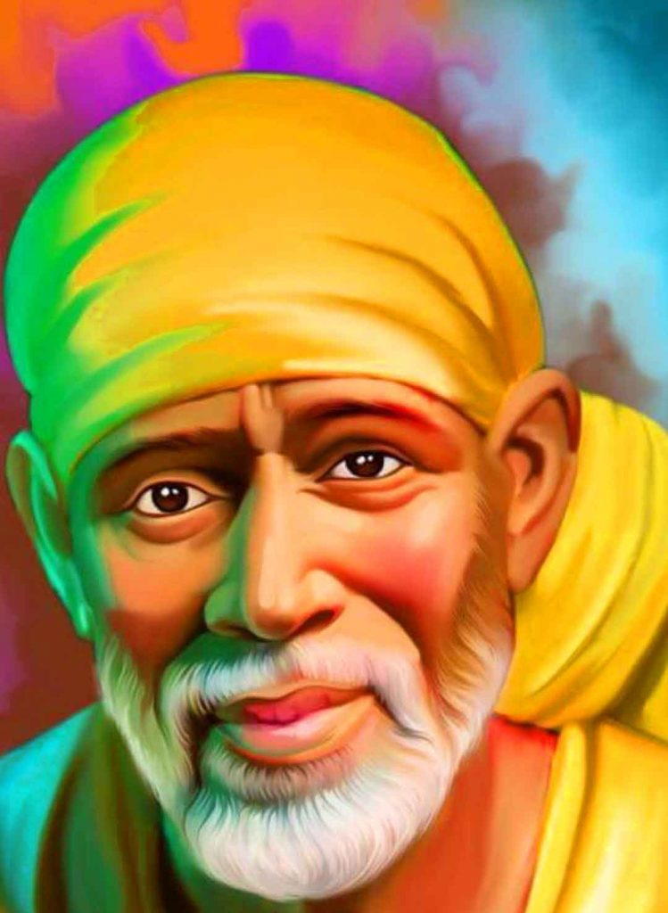 best Sai Baba photo hd download