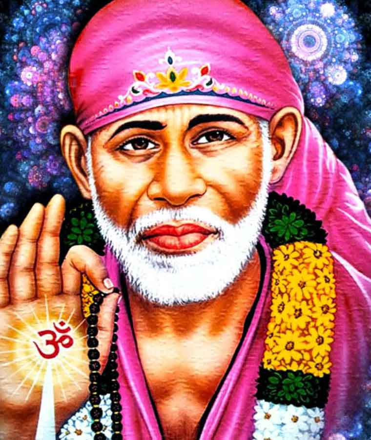 best Sai Baba whatsapp dp photo