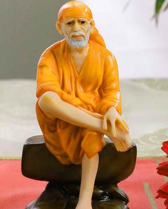 cute lord Sai Baba photo