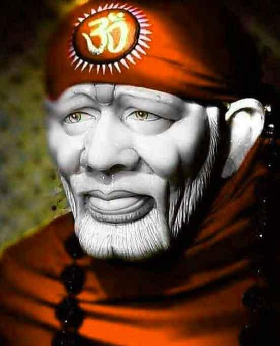 latest Sai Baba whatsapp dp photo